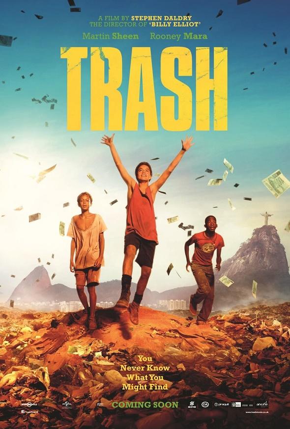 Póster de Trash