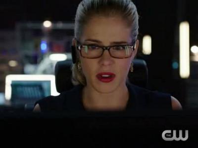 The Secret Origin of Felicity Smoak