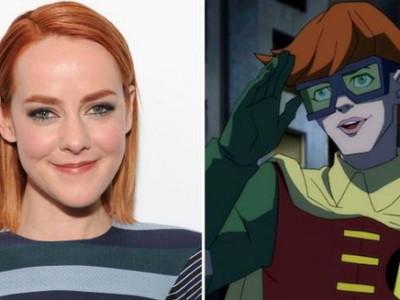 Jenna Malone estará en 'Batman v Superman'... ¿como Robin?