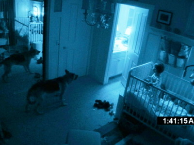 'Paranormal Activity 5: The Ghost Dimension'