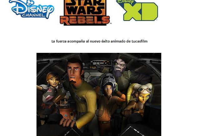 'Star Wars: Rebels'