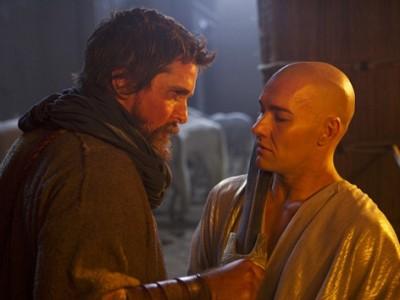 Christian Bale y Joel Edgerton, enfrentados en 'Exodus: Dioses y hombres'