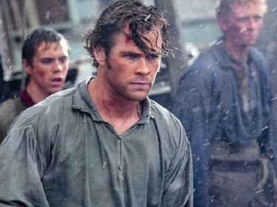 Chris Hemsworth en 'In the heart of the sea'
