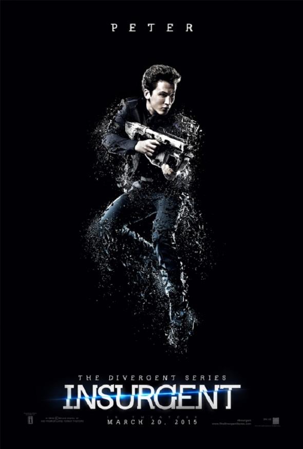 Otro de los nuevos pósteres de 'Insurgente'