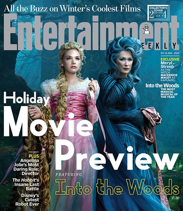 Meryl Streep también será villana en la película