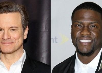 Colin Firth y Kevin Hart protagonizarían el remake americano de 'Intocable'