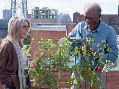 Morgan Freeman y Diane Keaton protagonizan 'Ruth & Alex'