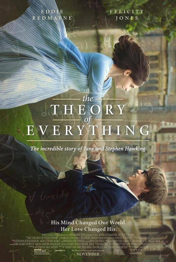 La teoría del todo (The theory of everything)
