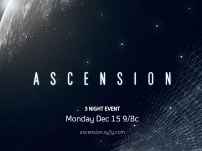 La Miniserie de SyFy Ascension llegará el 15 de diciembre