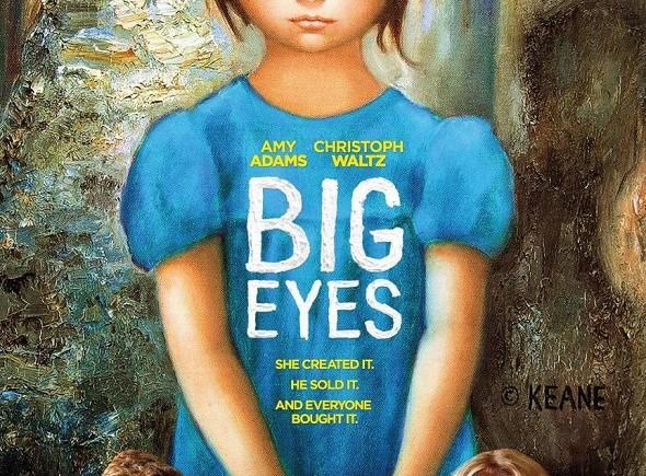 Póster de la película Big Eyes