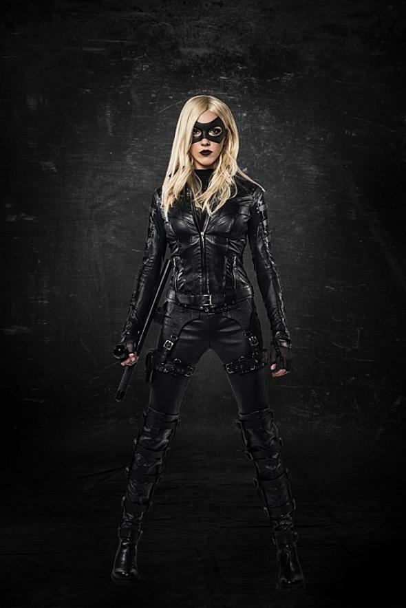 Katie Cassidy es Black Canary en 'Arrow'