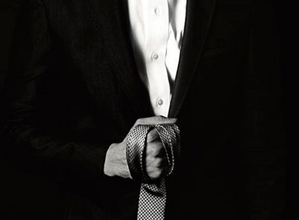 Póster de Jamie Dornan como Christian Grey en 'Cincuenta sombras de Grey'