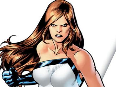 Una imagen de Jessica Jones, de Marvel