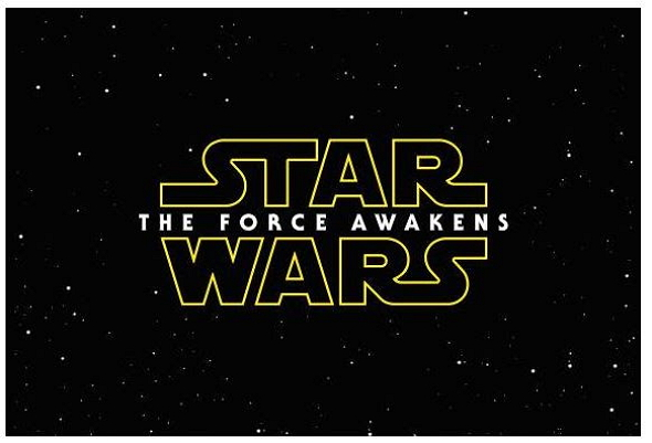 Logo de Star Wars: The Force Awakens