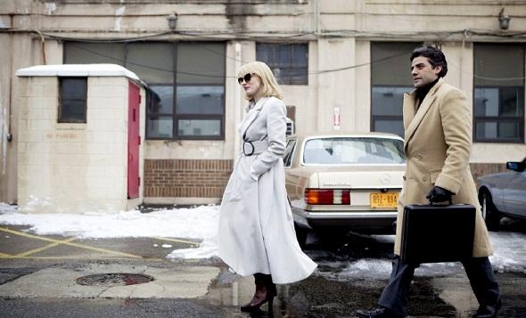 Jessica Chastain y Oscar Isaac protagonizan 'A most violent year'