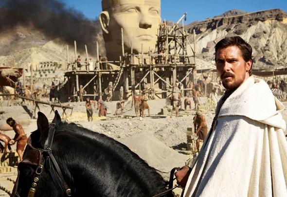 Christian Bale da vida a Moisés