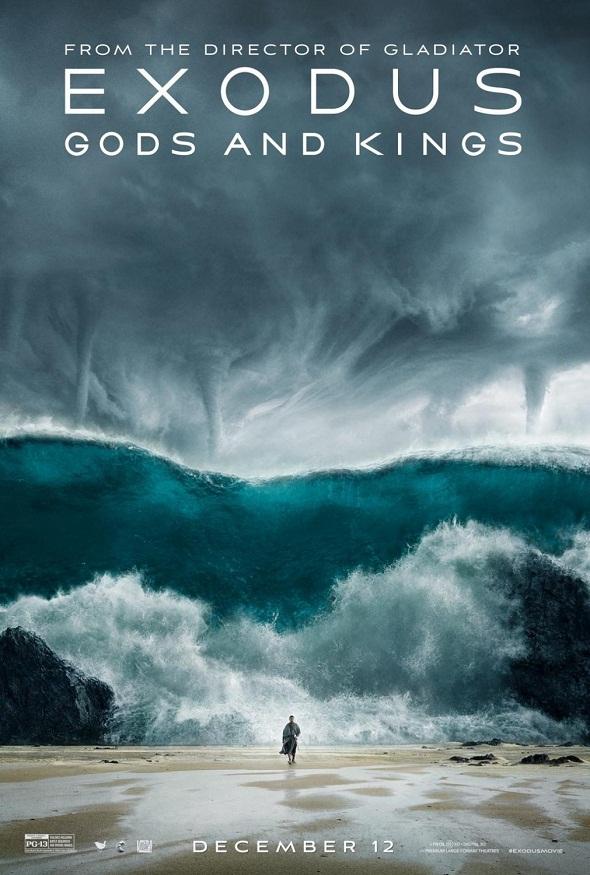 Nuevo póster de 'Exodus: Dioses y reyes'