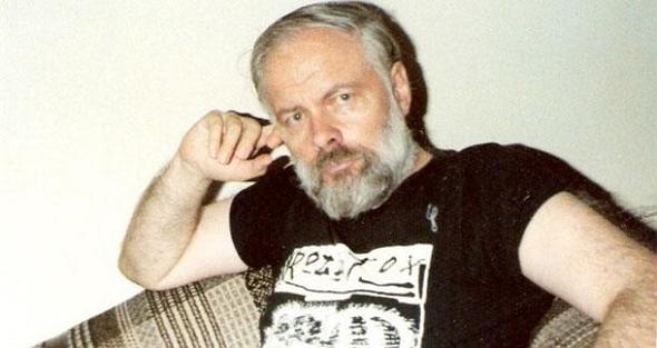 Una imagen del novelista Phillip K Dick