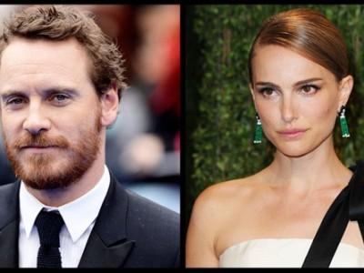 Michael Fassbender y Natalie Portman podrían protagonizar el film sobre Jobs