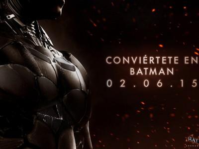 Imagen promocional del videojuego Batman: Arkham Knight