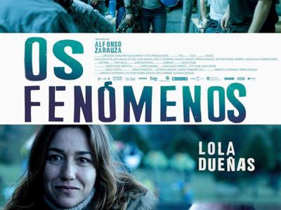 Los Fenomenos. Poster.