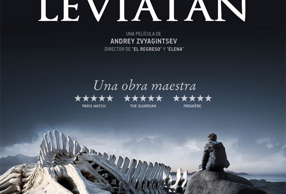 Póster de 'Leviatán'.
