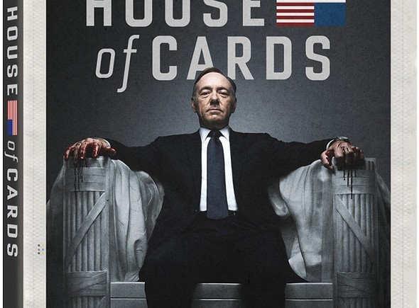 Primera temporada en DVD de 'House of Cards'