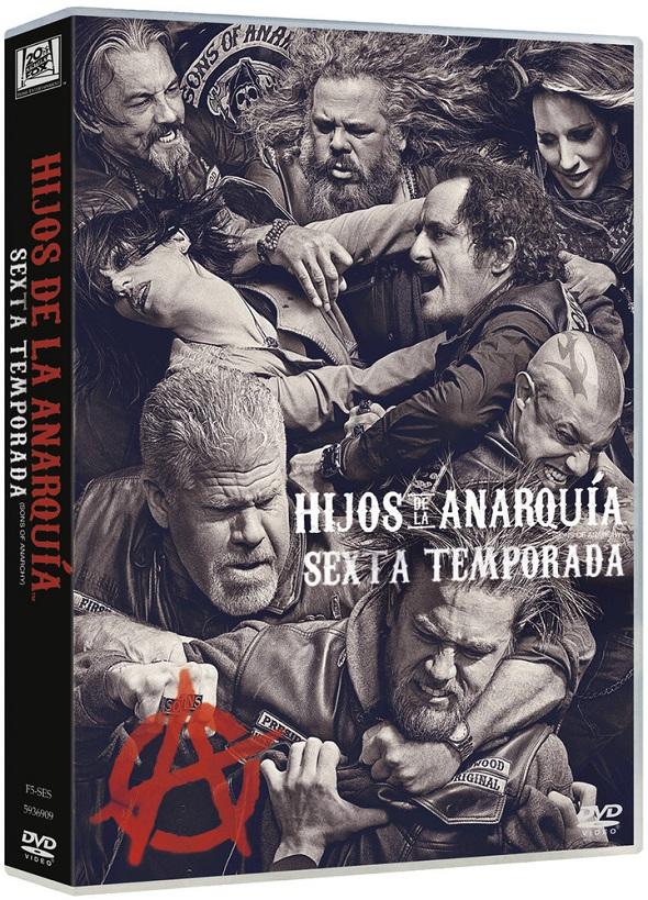 Sexta temporada de 'Hijos de la anarquía' en DVD