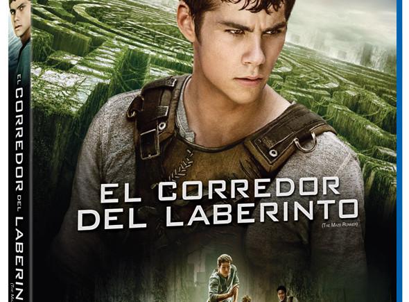 El Corredor del Laberinto en Blu-ray