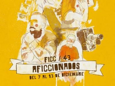 Cartel del Festival Internacional de Cine de Cartagena 2014