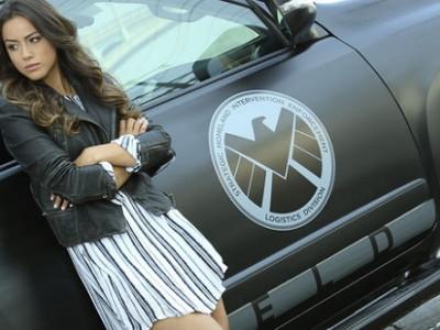 Chloe Bennet es la Agente Skye en 'Agentes de S.H.I.E.L.D'