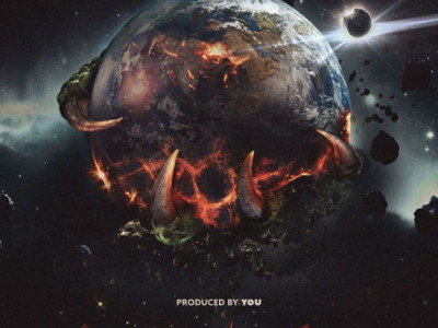 Póster de la película 'Iron Sky: The Coming Race'