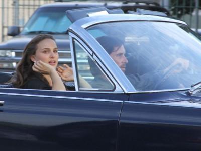 Natalie Portman y Christian Bale en una imagen de Knight of Cups