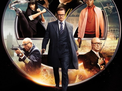 Póster de Kingsman: Servicio secreto (Kingsman: The secret service)