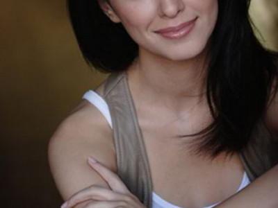 Fotografía de la actriz Nazanin Boniadi