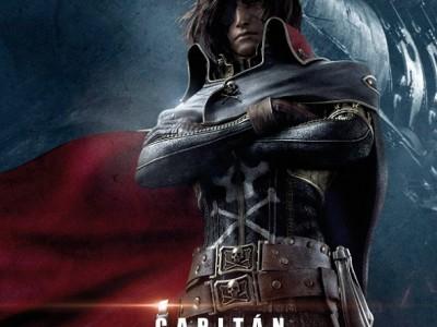 Póster. Capitan Harlock