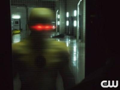 Una imagen de Reverse Flash, el enemigo de Barry Allen en 'The Flash'