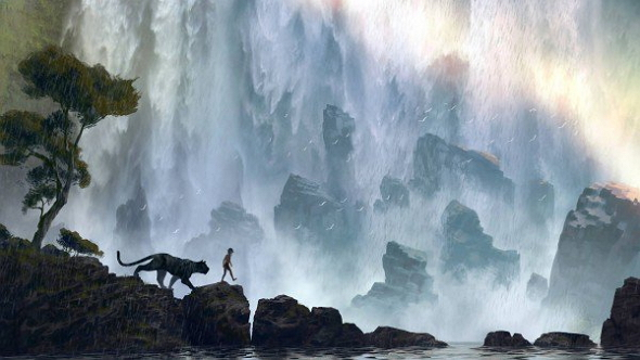 Concept Art de El Libro de la Selva (The Jungle Book)