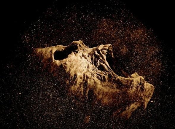 Póster de The Pyramid, producida por Alexandre Aja