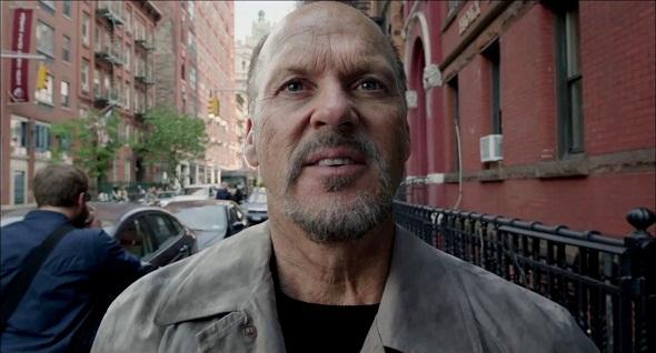Michael Keaton, mejor actor por 'Birdman'