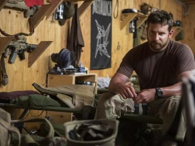 Bradley Cooper en 'El francotirador'