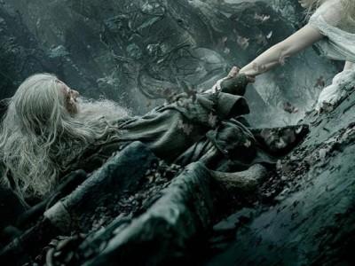 Póster de El Hobbit: la batalla de los cinco ejércitos (The Hobbit: the battle of the five armies)
