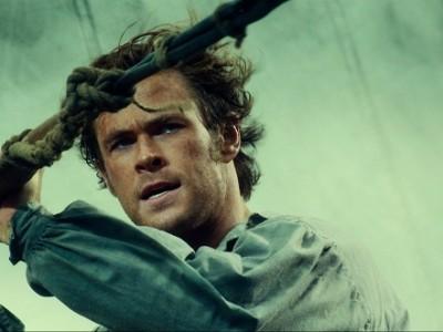 Chris Hesmworth protagoniza la película En el corazón del mar