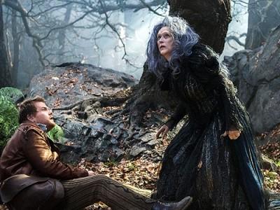 Una imagen de la película 'Into the Woods'