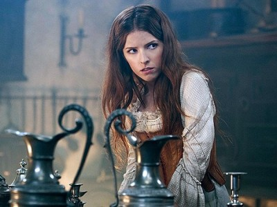 Anna Kendrick, en una escena de Into The Woods