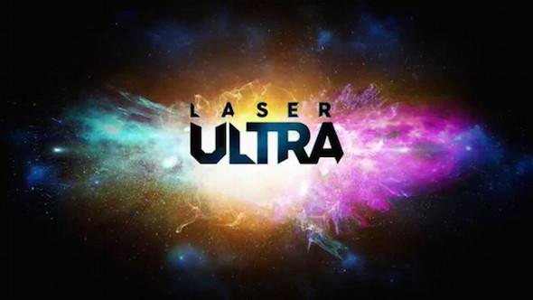 Logotipo de Laser Ultra