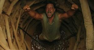 Russell Crowe también protagoniza 'El maestro del agua'
