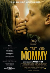 Mommy. Poster.