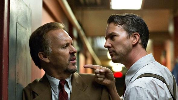 Edward Norton también premiado en 'Birdman'