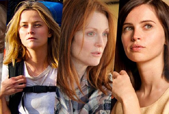 Whiterspoon, Moore y Jones, entre las favoritas para el Oscar